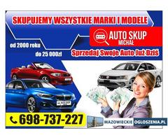 Skup Aut-Najlepsze Ceny|Sochaczew i Okolice