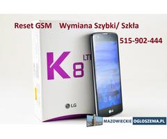 LG K9 LG K11 LG K10 LG K8 wymiana szybki wyswietlacza