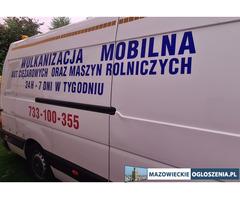 Wulkanizacja Mobilna serwis naprawa sprzedaż Opon Tir Cieżarowych 24h